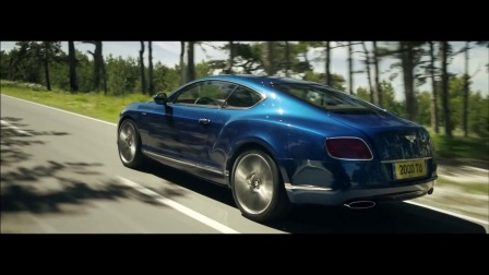 汽车 宾利汽车广告_Bentley- Ever GT Speed 2013 Bentley Continental GT