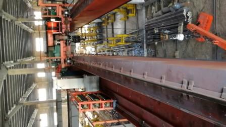 双梁桥式起重机安装起重电磁铁