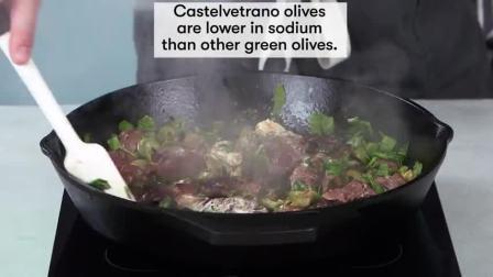 怎样做牛排和橄榄油