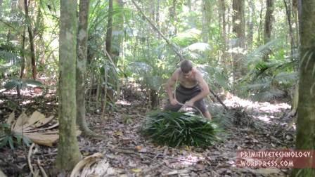 框架小屋和石斧-澳洲小哥最新视频