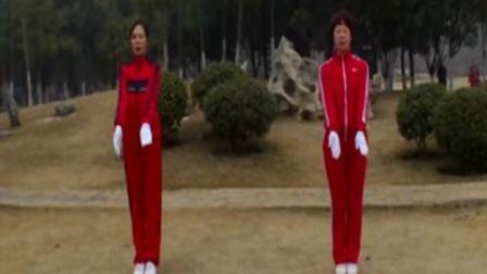 河南平顶山梦之队演绎5分钟健身操图片及视频