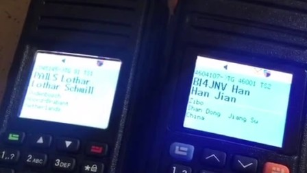 双时隙守听,使用MMDVM数字热点+两台md380