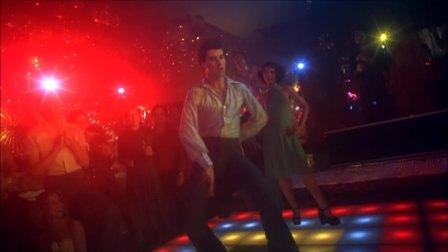 『转载』约翰.屈伏塔在《周末夜狂热》中的经典舞蹈,魔兽世界人类男舞蹈出处,纯舞蹈,Bee Gees,You Should be Dancing