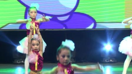 慈溪市飞天舞蹈艺术培训学校观城校区2018年舞蹈专场《不上你的当》
