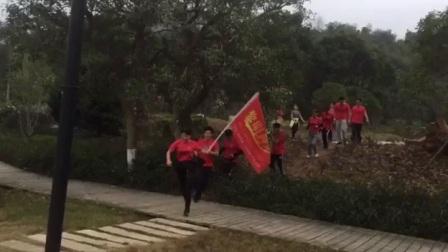 上杭黎明脚步俱乐部第90次团跑