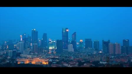 中国崛起:2分钟看遍中国11座城市的美丽夜景