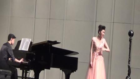许立思第十一届金钟奖半决赛《越人歌》《娘在那片云彩里》《小女婿》