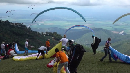 World Cup Superfinal Roldanillo  2017 task 4 cancelled