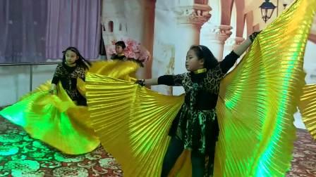 激情东方舞