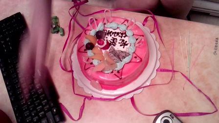 陈宇翔给妈妈唱生日快乐之歌