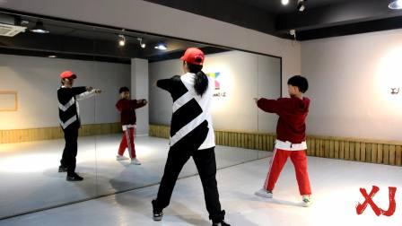 【XJ Dance】舞蹈教学(少儿)Urban编舞第7期Where the hood at   CICI导师