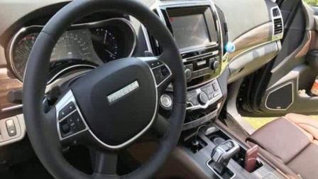 上海车友花27万提哈弗H9,系为上海首提汽油七座尊贵版的车主