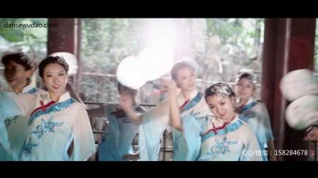 单色舞蹈南湖附近学中国舞教练班《茉莉花》 专业中国舞古典舞成品舞培训  企业年会跳什么 多人舞蹈精彩视频