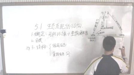 张美霞 2015511349高二生物生态系统的结构