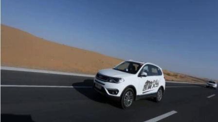 8万高品质务实SUV之首选沙漠试驾凯翼X5