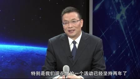 郑州19中校长梁寅峰做客郑州教育电视台教育全媒体节目