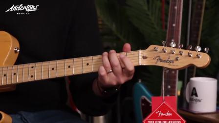 【SooMusic】Fender American Original Series 2018 全系列评测