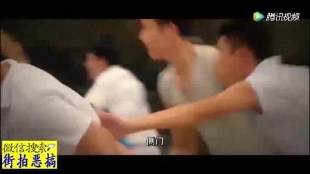 中学生学校打架,一叫就几百人冲出来,来的快跑的更快!