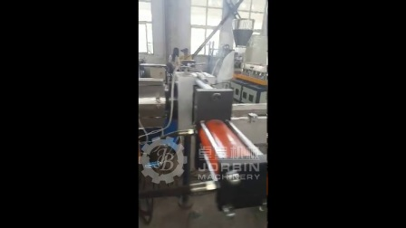 SJ120-120 top force feeder granulation machine with mother and baby