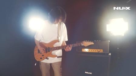 NUX乐器代言人陈磊吉他演奏 NUX部分新品视听