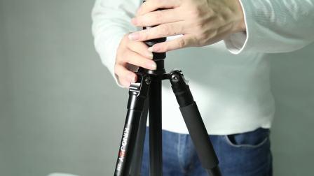 劲捷摄影器材 G系列三脚架G22+G00