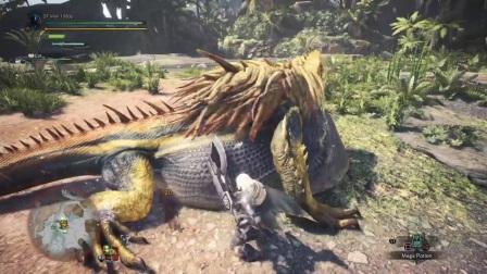 【游民星空】《怪物猎人:世界》PS4对比PS4 Pro