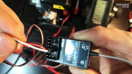 贝拓北纬30度BWS-5B涡轮鲨电启动发电充电版安装