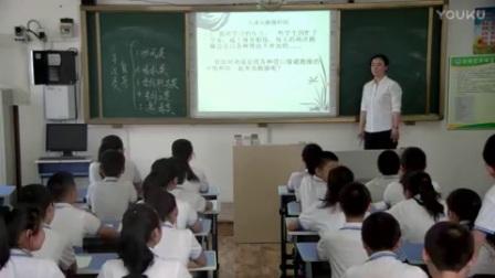 人教版初中语文七年级下册《综合性学习》教学视频,黑龙江-李传英