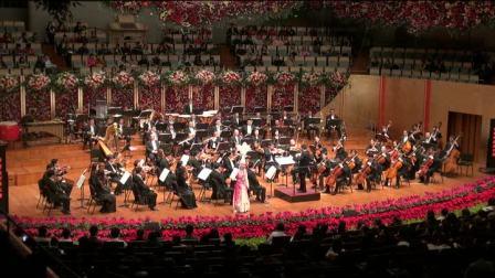 花腔女高音歌唱家郭橙橙演唱《飞翔》选自歌剧《玛纳斯》