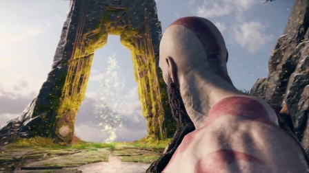 PS4《God Of War 战神》最新故事宣传片
