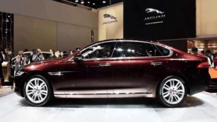 捷豹XFL采用全铝车身结构