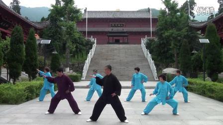 2016年陈式太极拳缠丝功训练
