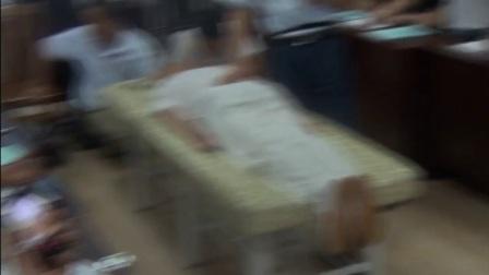 中医正骨培训张振听 -零力度手法治疗尾骨偏歪导致的疼痛.mp4