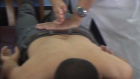中医正骨培训 张振听-零力度无痛中医正骨培训视频急性腰扭伤的诊断以及手法治疗