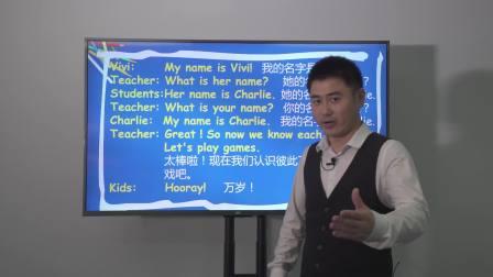 社交技能—第一课 自我介绍