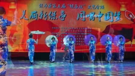 海南保亭县候鸟族文艺会演长乐居夕阳美艺术团
