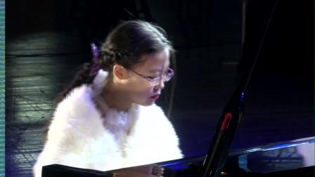 2018星童杯影响力童星艺术盛典华东六省联赛扬州启程培训钢琴《B小调》