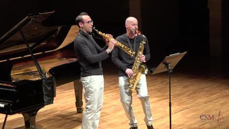 Sax Duo - La dermier nuit D Salleras