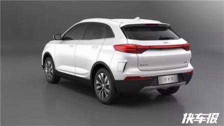 威马汽车品牌正式发布,第一款纯电SUV卖20万起!
