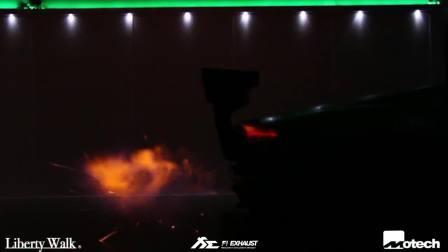 LB 兰博基尼 Avanterdor 改装升级 FiExhaust 排气