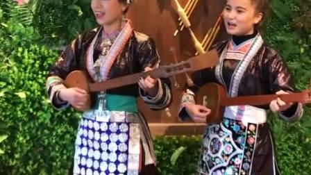 贵州侗族琵琶歌,心心相印。
