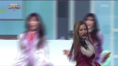 【星】Red Velvet《Happily Ever After&Rookie》171229.Live