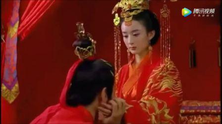 《吉祥天宝》赵丽颖为救父亲甘心嫁给不喜欢的恶人, 虐心