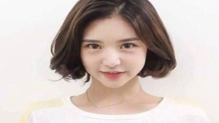 小女生短发发型图片时尚好看减龄短发造型