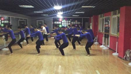 河南省星之海舞蹈-中国舞蹈家协会新版七八级舞蹈组合(风是邮差)