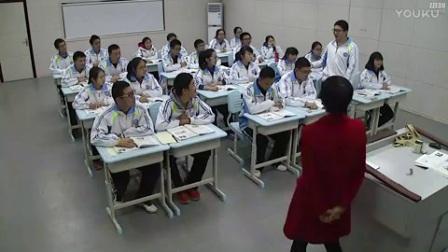 人教版高一政治《新时代的劳动者》教学视频,刘丽霞