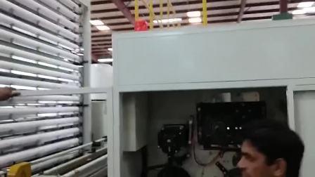 精诺厨房纸不停机生产线在沙特投入使用