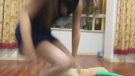 井宝儿 丝 美腿小姐姐 女主播热舞(舞蹈学习欣赏)喜欢请订阅名人担保转载170208 (5)