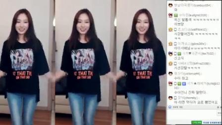 韩国女主播热舞全