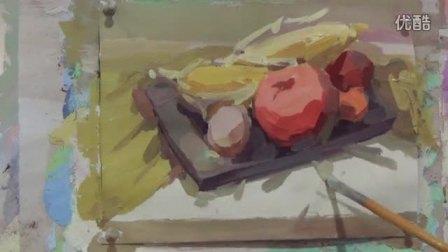 橄榄山画室-水粉静物-蔬菜局部-01-20160825_标清